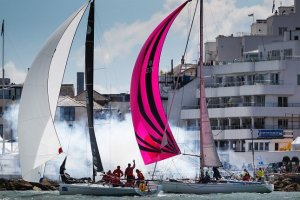 Farr 280s at Cowes Week 2017